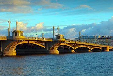 Реконструкция моста Лейтенанта Шмидта