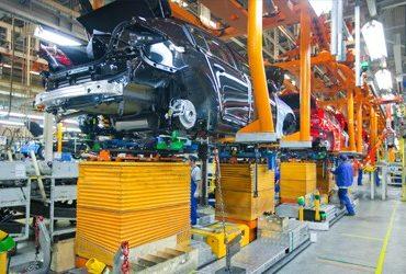 Строительство завода по производству автомобилей компании ООО «ДЖИ ЭМ АВТО»