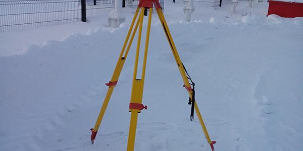 Инженерно-геодезические изыскания в Санкт-Петербурге