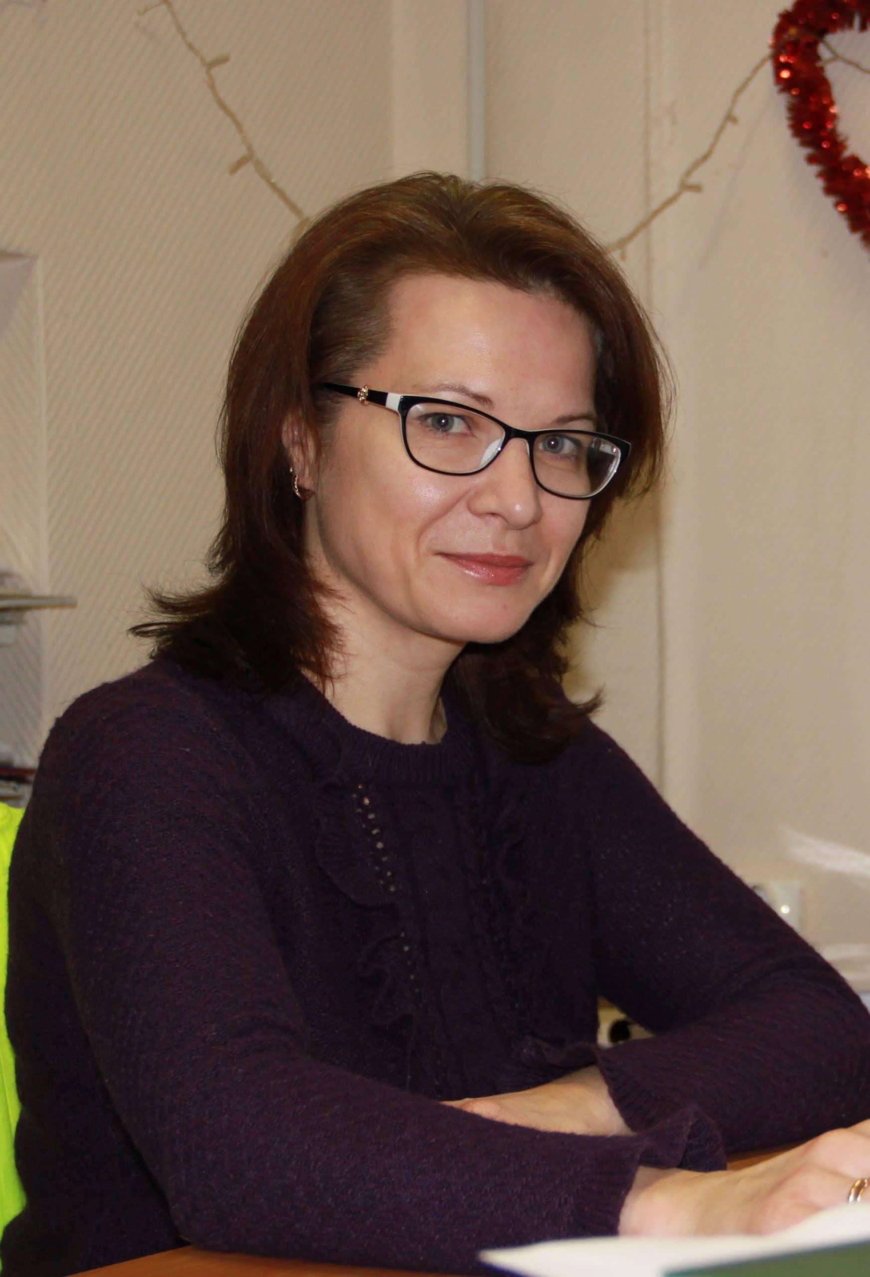 Ходкина Ольга Александровна